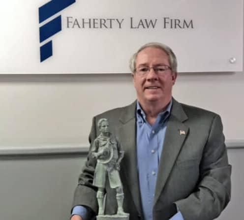Attorney Faherty Award