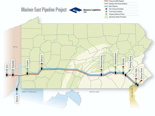 Pipelines Could Affect Property Values