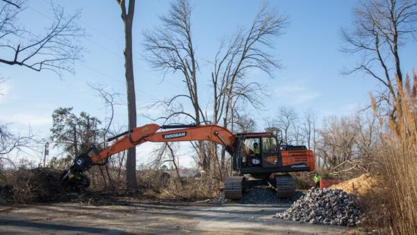 Sunoco Pipeline Construction Spills