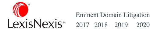 Lexis Nexis Eminent Domain