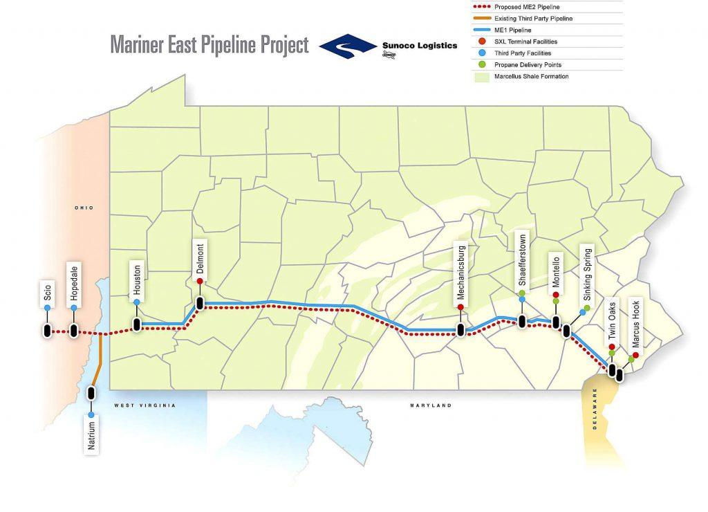 Attorneys Present Arguments in Sunoco Pipeline Case