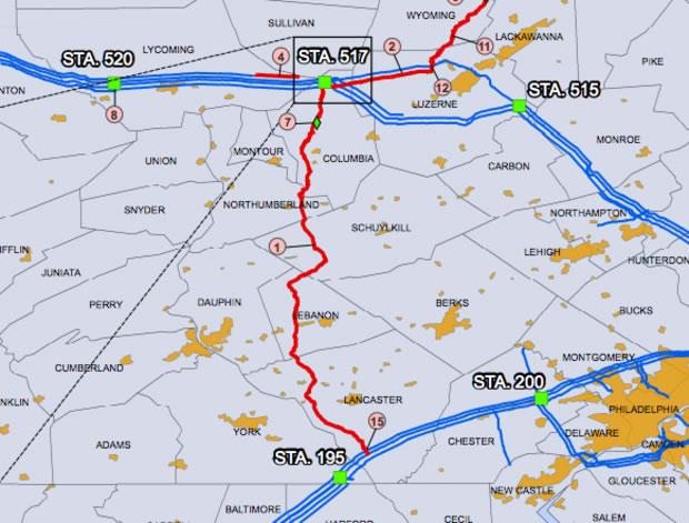 Pennsylvania Pipelines